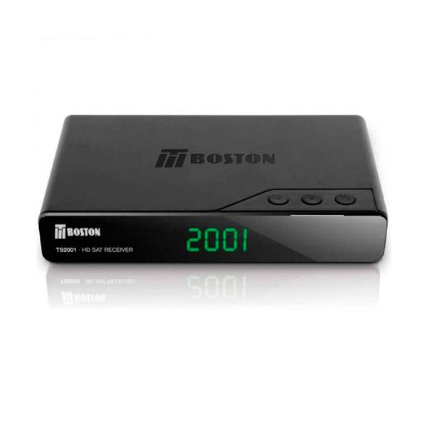 Receptor Satélite Boston TS-2001 Full HD Wifi