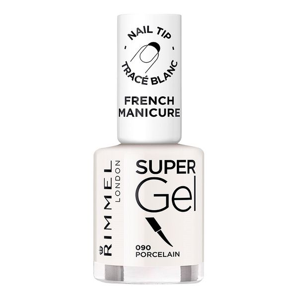 lak za nohte French Manicure Rimmel London - 090 - Porcelain - 12 ml