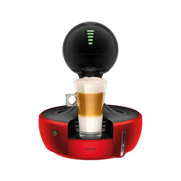 Krups KP3505 Pod coffee machine 0.8L Black,Red coffee maker