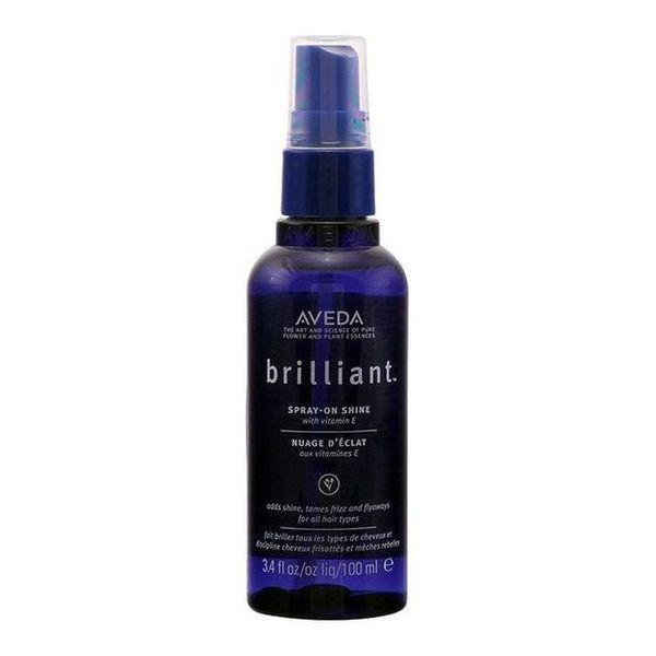 Sprej za posvetlitev las Brilliant Aveda (100 ml)