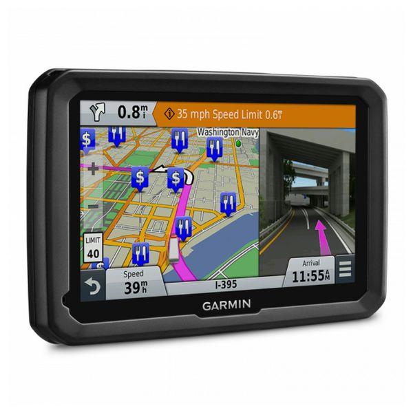 GPS GARMIN DEZL 770LMT 7