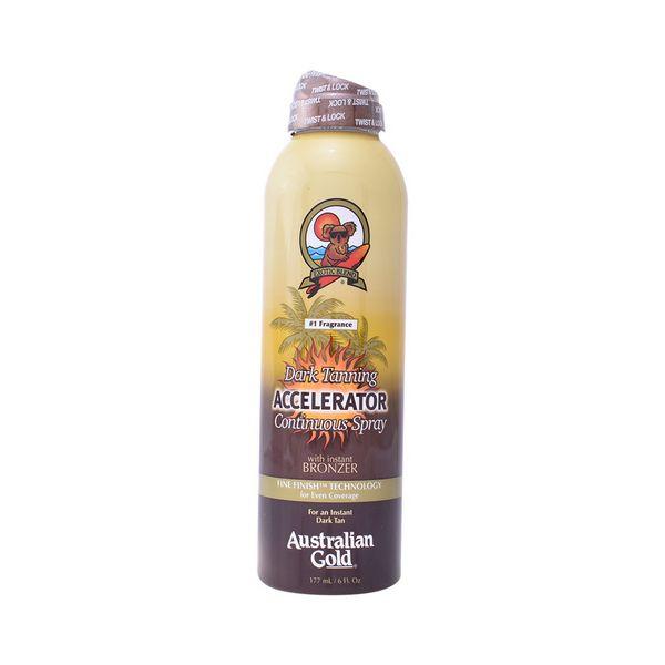 Suho olje Accelerator Australian Gold (177 ml)