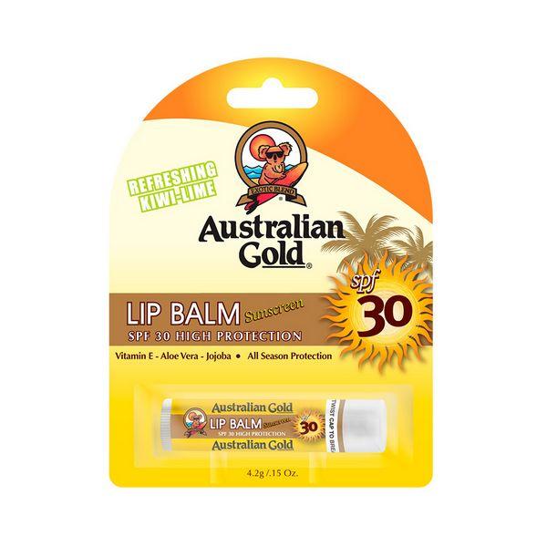 Zaščita pred soncem Lip Balm Australian Gold SPF 30 (4,2 g)