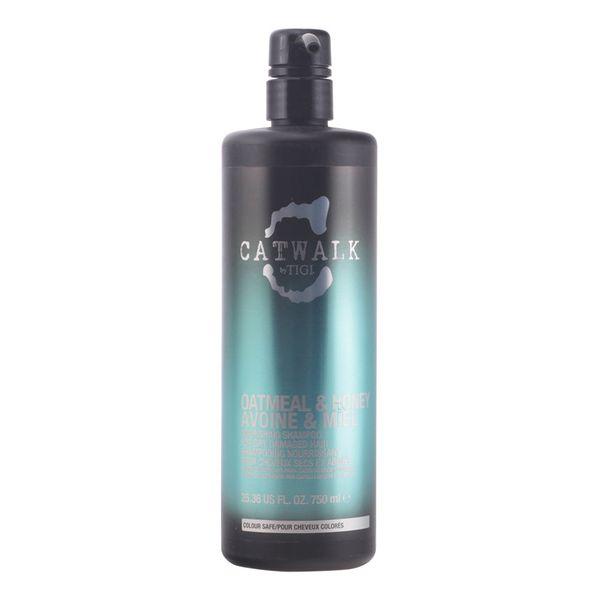 Hranljiv šampon za lase Catwalk Oatmeal & Honey Tigi - 300 ml