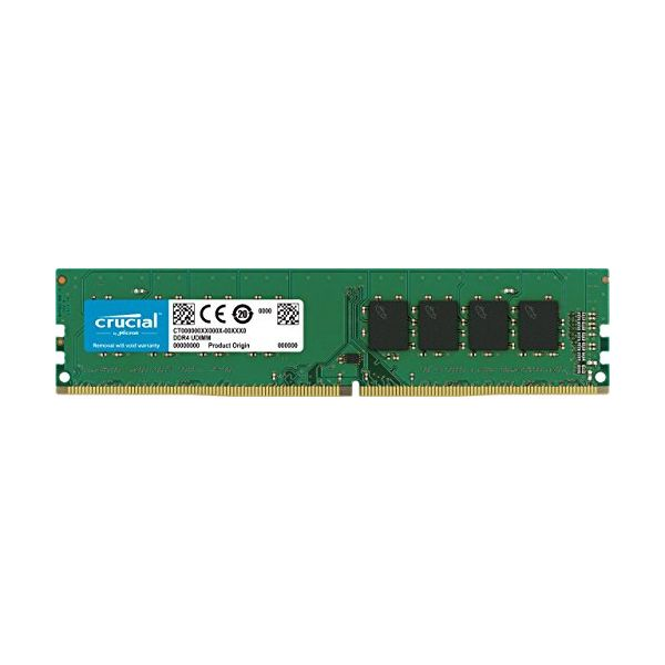 Memoria RAM Crucial IMEMD40077 CT8G4DFD824A DDR4 8 GB 2400 MHz