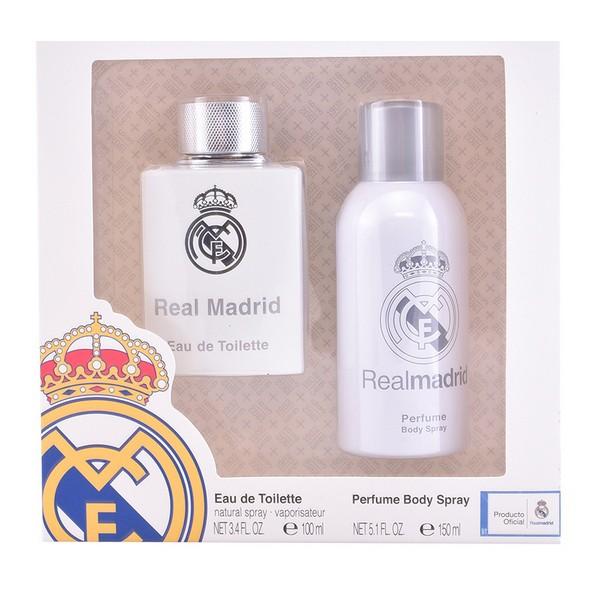 Moški parfumski set Real Madrid Sporting Brands (2 pcs)