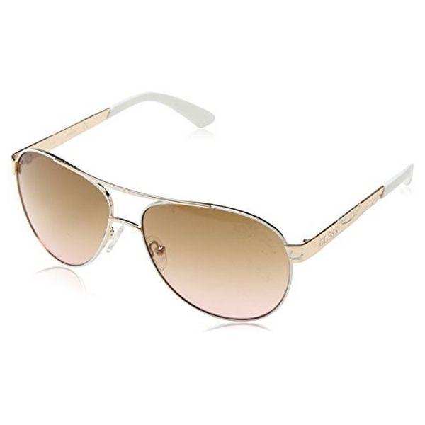 Óculos escuros femininos Guess GF0282-6128F