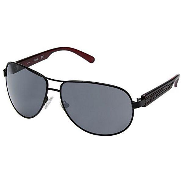 Férfi napszemüveg Guess GU6675BLK-643F