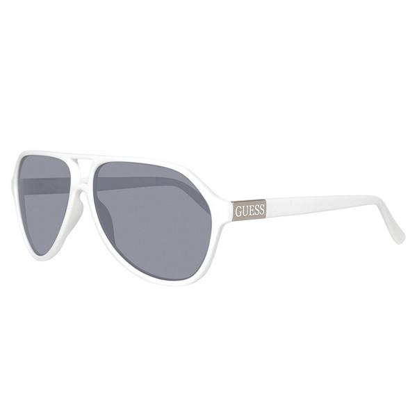 Férfi napszemüveg Guess GUF107WHT-3F61