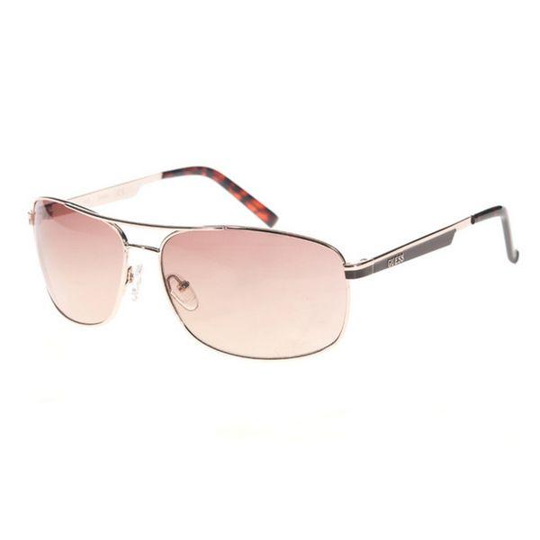 Férfi napszemüveg Guess GUF117GLD-3464