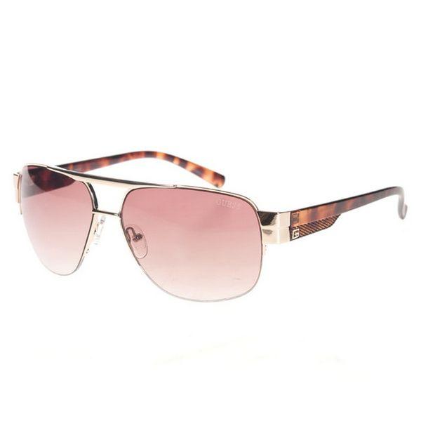 Férfi napszemüveg Guess GUF126GLD-3460