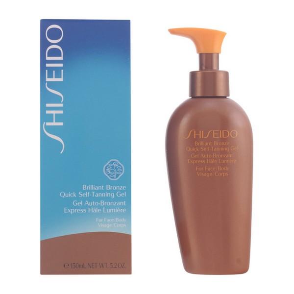 Krema za Sončenje Brilliant Bronze Shiseido - 150 ml