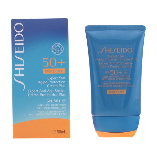 Zaščita pred soncem Expert Sun Aging Protection Shiseido Spf 50 (50 ml)