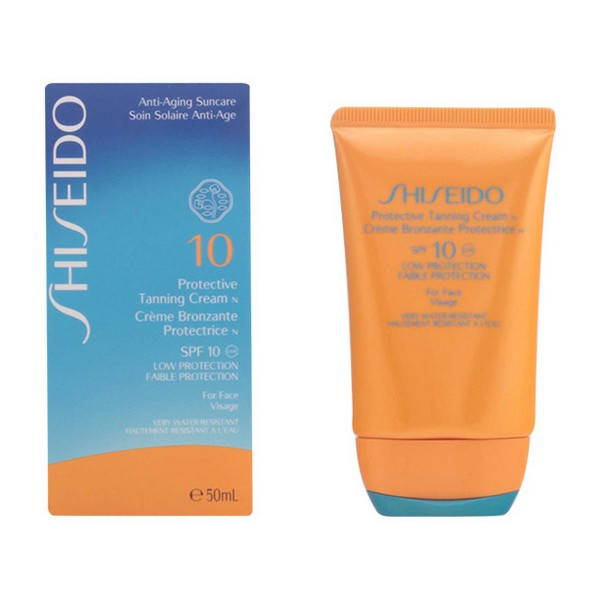 Naptej Protective Shiseido Spf 10 (50 ml)