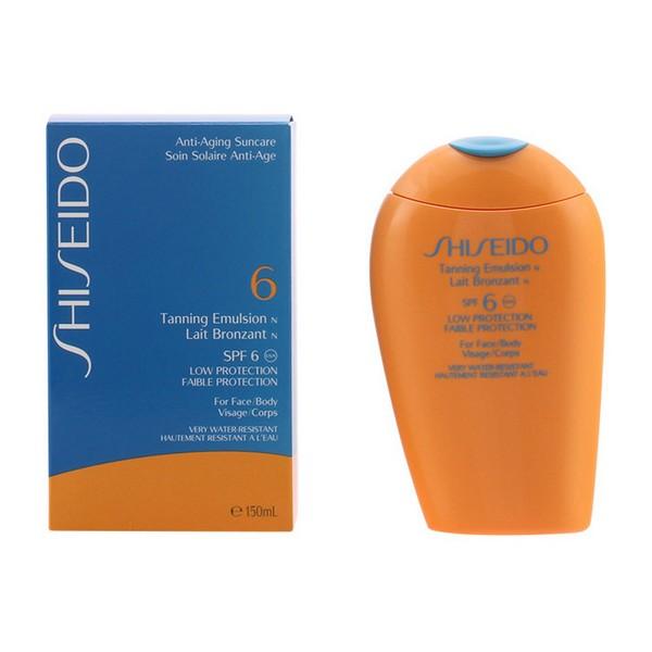 Barnító Tanning Shiseido Spf 6 (150 ml)