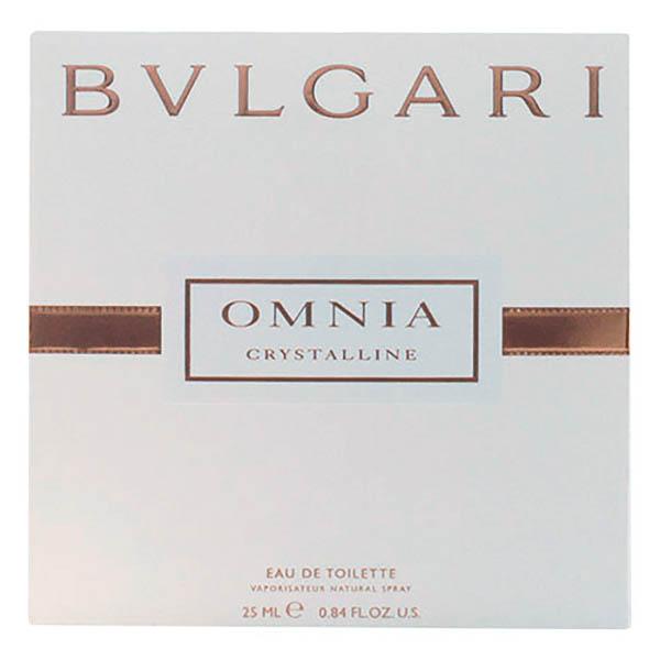 Női Parfüm Omnia Crystalline Bvlgari EDT satin pouch