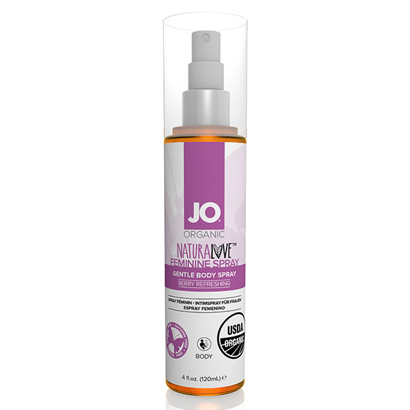 NaturaLove Organikus Nőies Spray 120 ml System Jo 251676