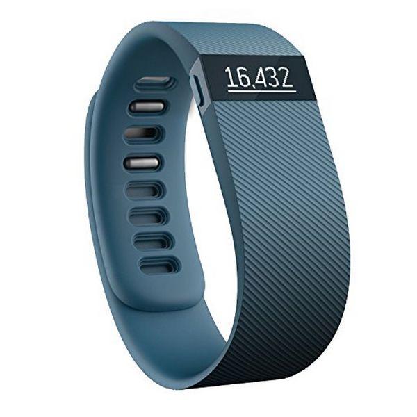 Pulsera de Actividad Fitbit Charge L Azul Pizarra