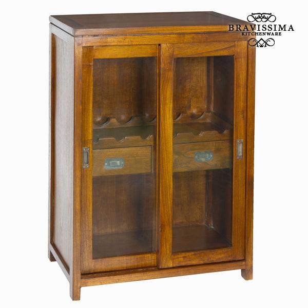 Porta bottiglie 2 cassetti - Serious Line Collezione by Bravissima Kitchen 7569000701568  02_S0101900