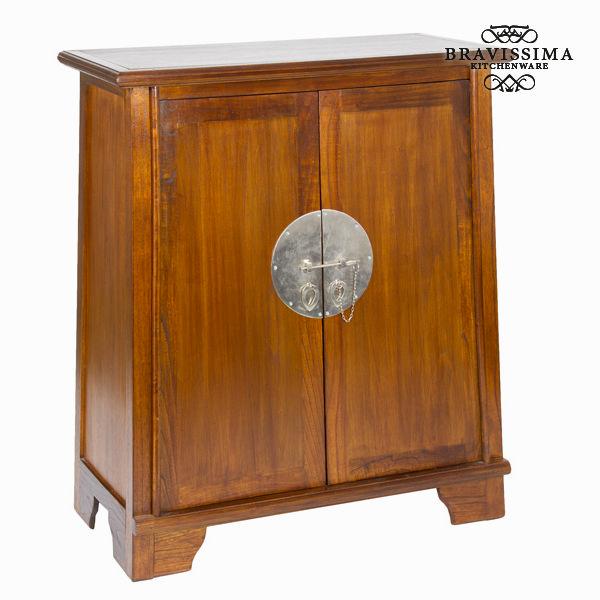 Porta bottiglie zen con 2 porte - Serious Line Collezione by Bravissima Kitchen 7569000701650  02_S0101622