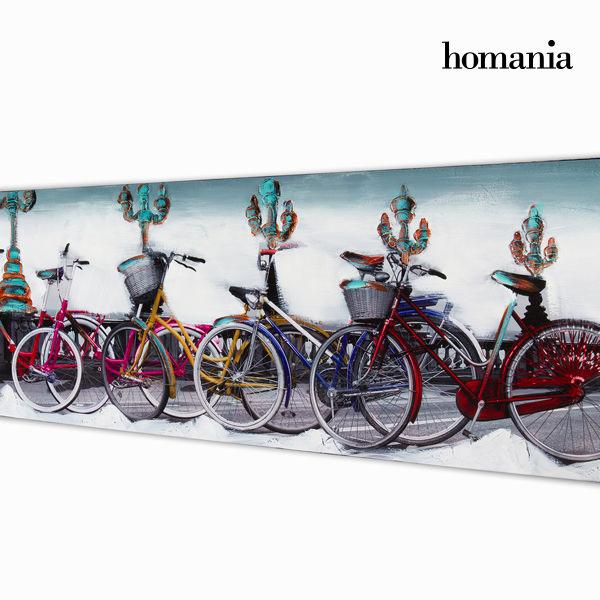 Oljna barvna slika koles  by Homania