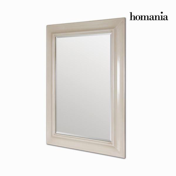 Tükör Gyanta Bézs szín (76 x 5 x 107 cm) by Homania