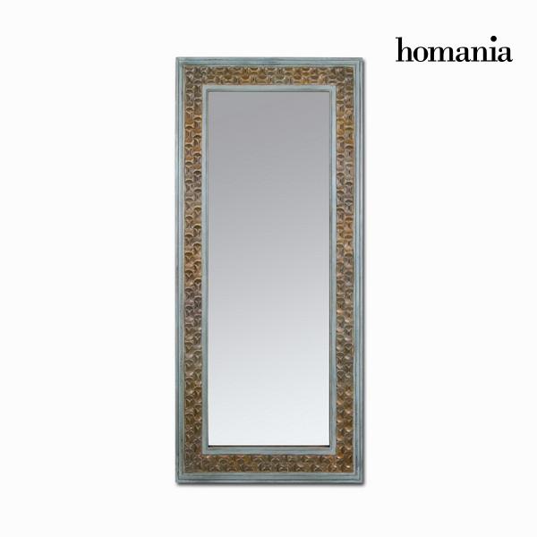 Espejo Rectangular Marrón By Homania -  - ebay.es