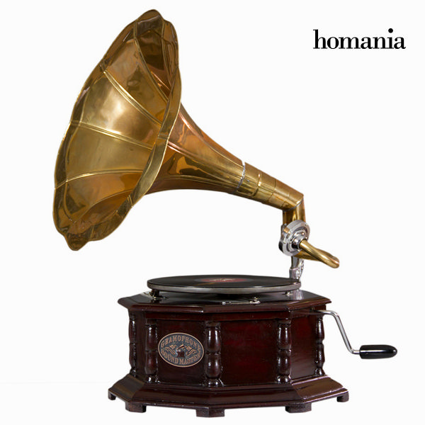 gramofon Nyolcszögű - Old Style Gyűjtemény by Homania