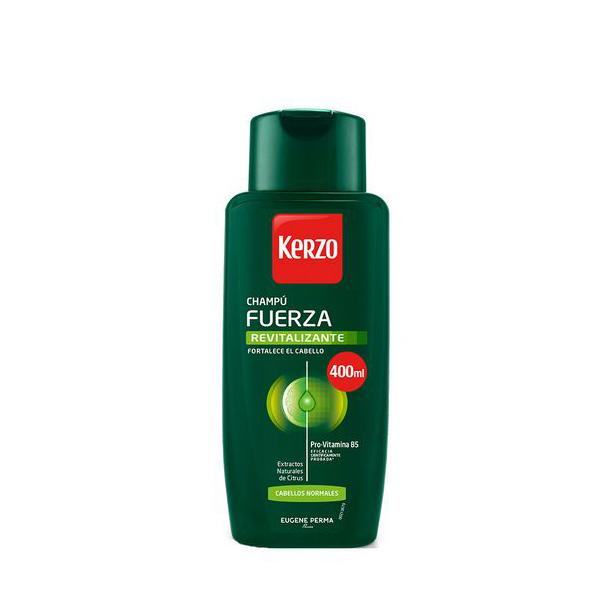 Poživitveni šampon Fuerza Kerzo - 400 ml