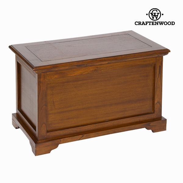 Rjava lesena skrinja - Let