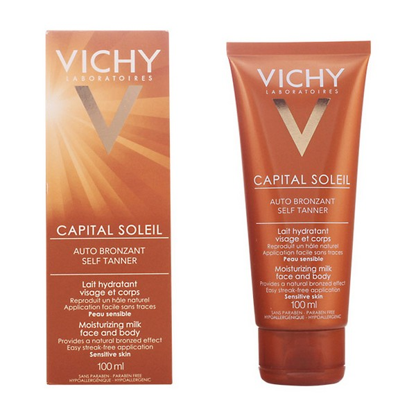 Önbarnító Tej Capital Soleil Vichy (100 ml)