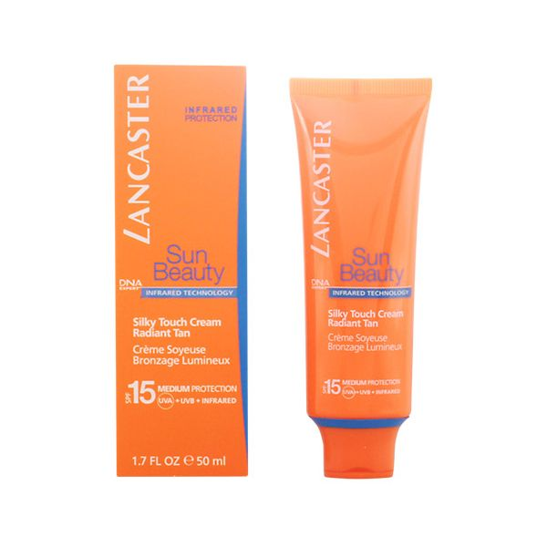 Barnító Sun Beauty Lancaster SPF 15 (50 ml)