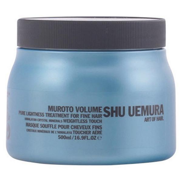 Maszk Vékonyszálú Hajra Muroto Volume Shu Uemura