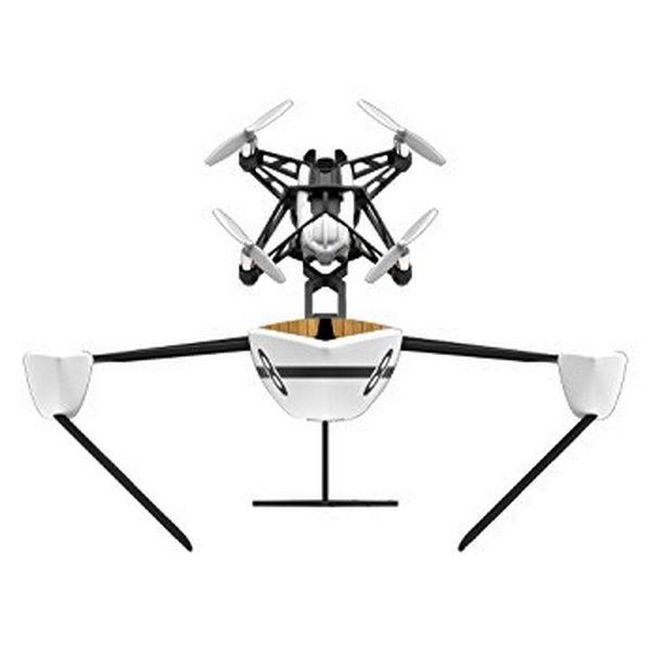 Dron Parrot Minidrone Hydrofoil New Z Blanco