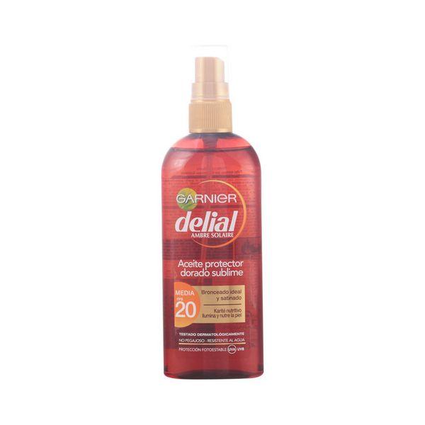 Zaščitno olje Delial SPF 20 (150 ml)