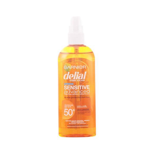 Zaščitno olje Delial SPF 50+ (150 ml)