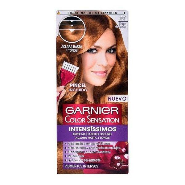 Obstojna barva Color Sensation Intensissimos Garnier Karamelno rjava