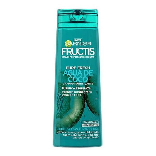 Hajerősítő Sampon Fructis Pure Fresh Fructis