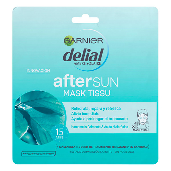 After Sun Mask Tissu Delial (32 g)