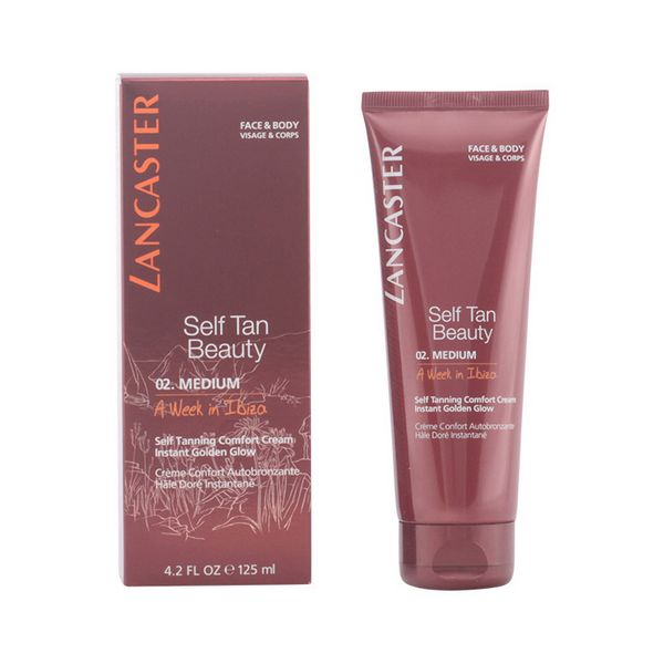 Preparat za samoporjavitev Self Tan Beauty Medium Lancaster (125 ml)