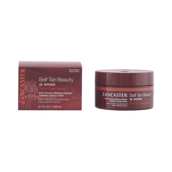 Önbarnító [Folyadék/Spray/Tej] Self Tan Beauty Intense Lancaster (200 ml)