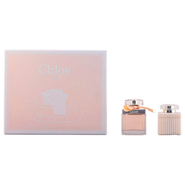 Női Parfüm Szett Fleur De Parfum Chloe (3 pcs)