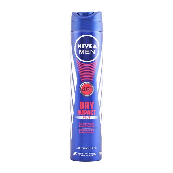 Deodorant v spreju Men Dry Impacto Nivea - 200 ml
