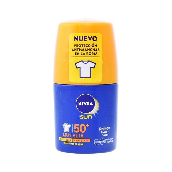 Zaščita pred soncem v roll on-u Spf +50 Nivea 3634
