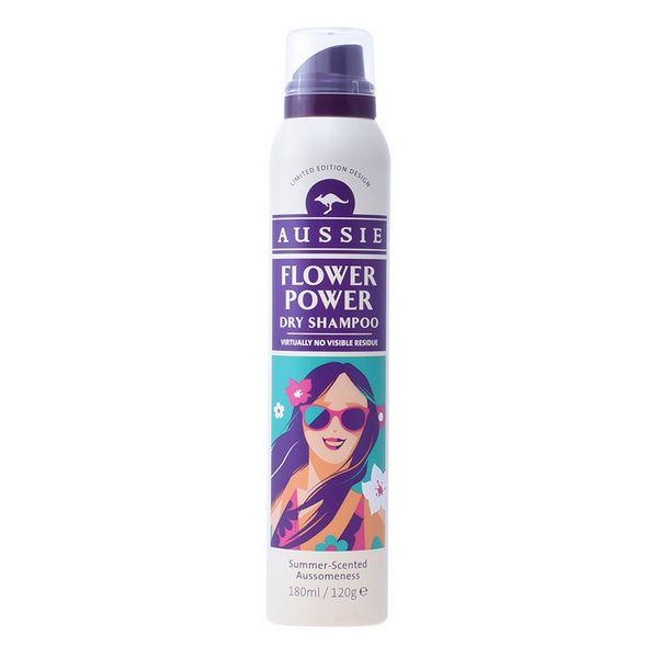 Šampon za suho umivanje las Flower Power Aussie (180 ml)