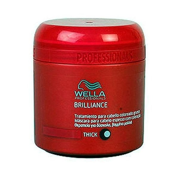 Revitalizáló Maszk Brilliance Wella