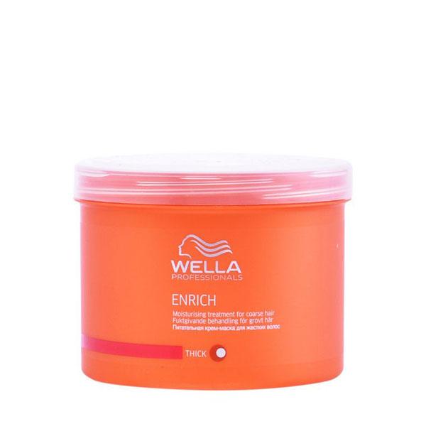 Revitalizacijska maska za obraz Enrich Wella - 150 ml