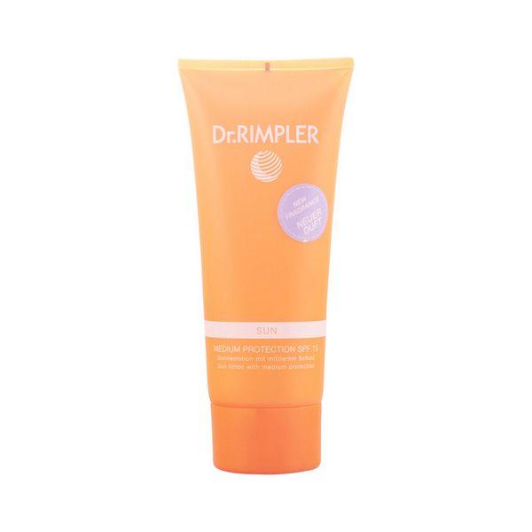 Krema za Sončenje Medium Protection Dr. Rimpler SPF 15 (200 ml)