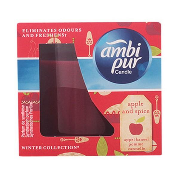 Illatosított Gyertya Apple And Spice Ambi Pur