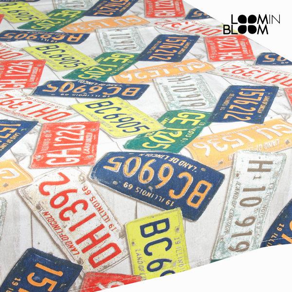 Barviti namizni prt by Loomin Bloom